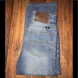 Lucky Brand Size 7 Boys Blue Jeans